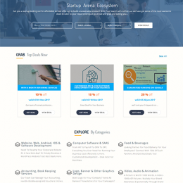 startup-arena-hub-for-startup-ecosystem
